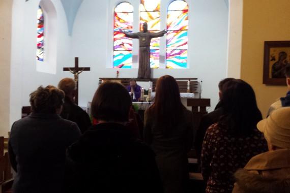 Eucharystia i spotkanie w Tarnowie