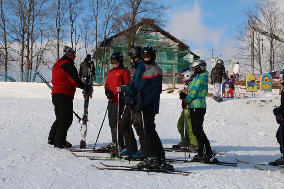 Zimowy obóz młodzieżowy – Karpacz