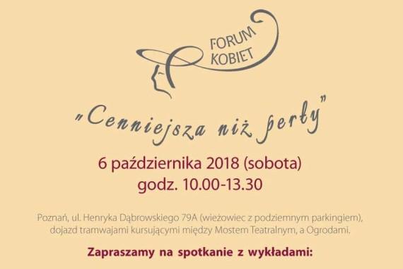 Forum Kobiet 2018