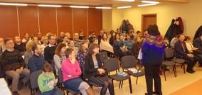 Spotkanie wspólnoty Genezaret w Święto Ofiarowania Pańskiego